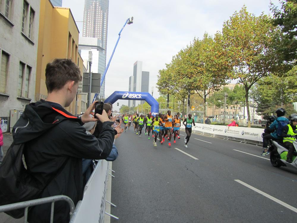 Frankfurt-Marathon 2014