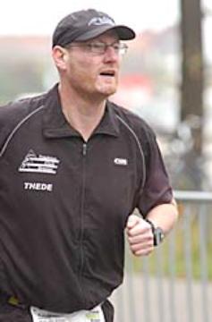 Da hat es noch nicht geregnet - Bremen-Marathon 2007