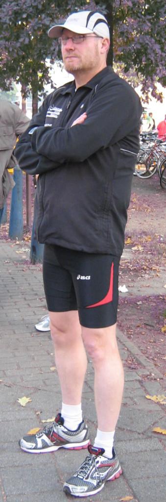 Der Huchtinger beim Bremen-Marathon 2008