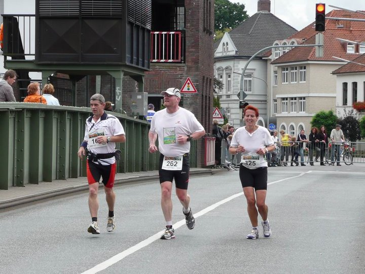 Das Lauf-Team - Oldenburg-Marathon 2008