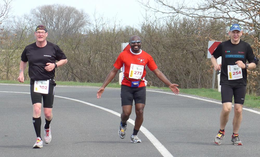 Tangermünder Elbdeichmarathon 2015