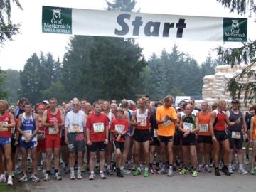 Wie immer am schnacken - Goldenstedt-Marathon 2007