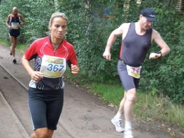 Die Zeit und ich - Goldenstedt-Marathon 2007