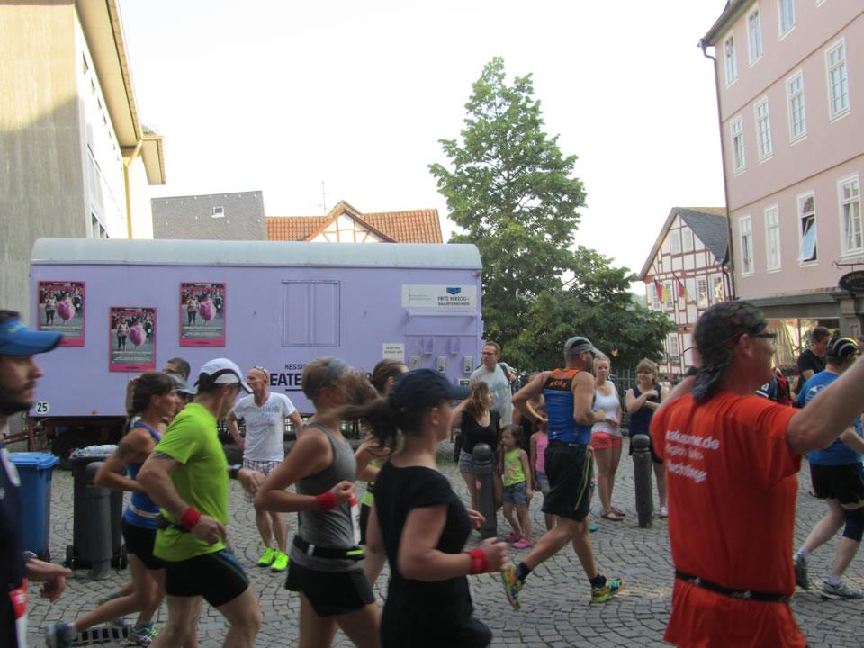 Nachtmarathon Marburg 2015