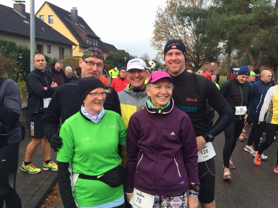 Schloss Marienburg Marathon
