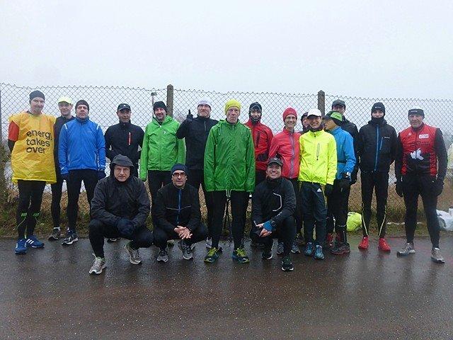 Elbwasserwerk Kaltehofe Marathon