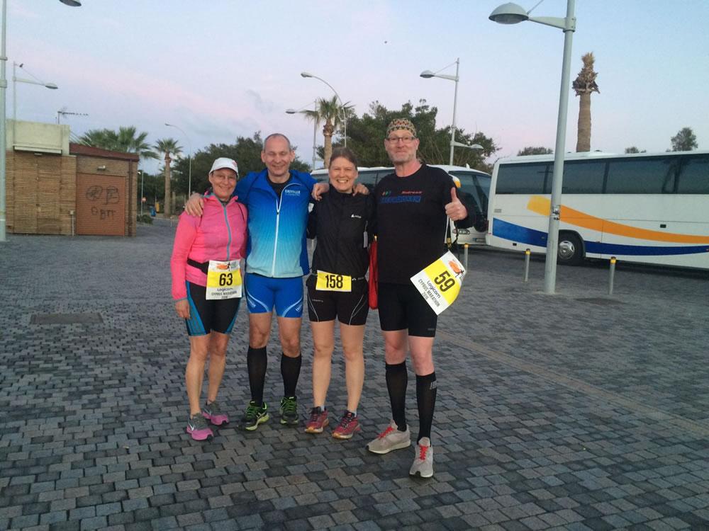 Zypern-Marathon 2016