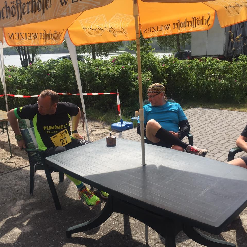 6-Stunden-Lauf um den Sander See