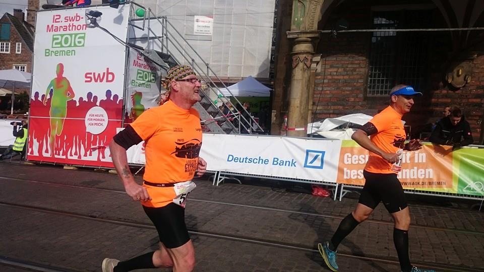 Bremen Marathon 2016