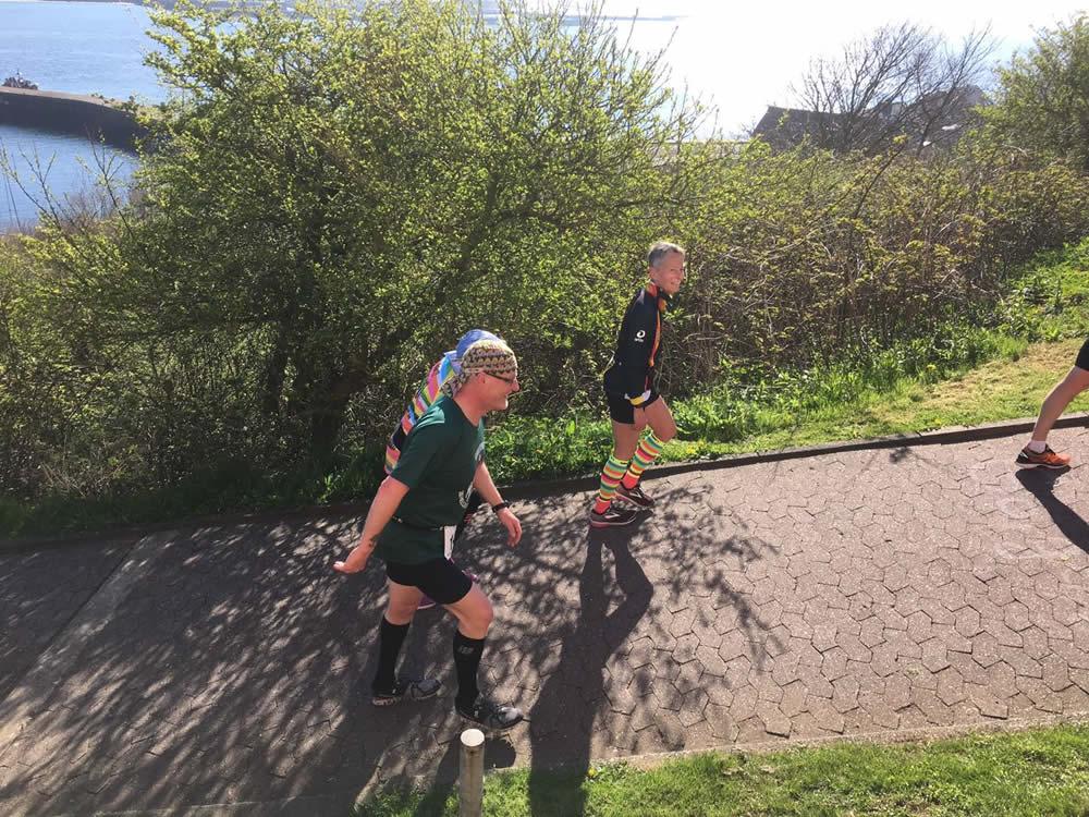 Helgoland Marathon 2018
